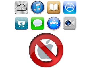eliminar cuenta apple