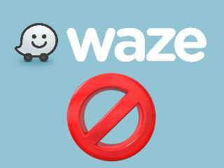 Eliminar una cuenta Waze
