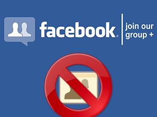 Eliminar un grupo de Facebook