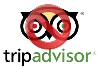Eliminar una cuenta de Tripadvisor