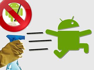 cómo borrar los datos de la caché en Android