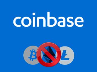 Eliminar una cuenta de Coinbase